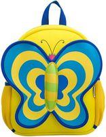 Wholesale Cute butterfly shape water proof neoprene diving material fashion healthy lovely children school bag backpack Cute butterfly shape