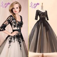 Vintage Tea Length Wedding Dress - Wholesale Gorgeous Vintage Tea ...