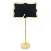Cheap Wedding Mini Blackboard Best   wooden blackboard
