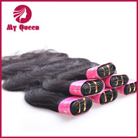 Wholesale Brazilian Remy Human Hair Weave Unprocessed Human Hair Mixed Bundles Body Wave Beauty Health Hair Products Color1B