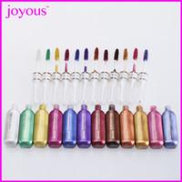 Wholesale 1pcs set Easy Temporary Colors Non toxic Hair Chalk Dye Hair Extension Kit Chalk Pastel Hair color