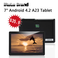"Q88 7"" Inch A23 Tablet PC Allwinner Dual Core Android 4..."