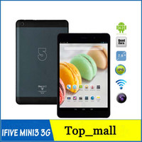 Wholesale 7 inch FNF iFive Mini3 G Phablet mini tablet pc Quad Core MTK8382 Android Tablet PC GB GB Dual Cameras WIFI GPS Bluetooth