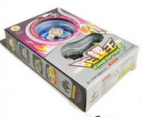 Wholesale 1pcs Rare Beyblade Ultimate D Top Rapidity Metal Fusion Fight Master Masters Set cem original box NEW
