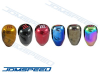 Wholesale JDMSpeed M12X1 SPEED RACE SHIFT KNOB FOR ACURA HONDA CIVIC INTEGRA