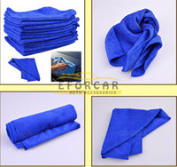 Wholesale 100 x Microfiber Towels Clean Soft Plush cm Polish Cloth