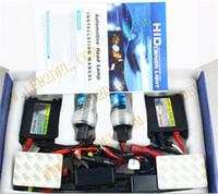 Wholesale Hid xenon kit slim ballast w v Car Headlight HID xenon Slim Black ballast kit W V hir2 K k K