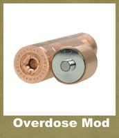 Cheap 22mm overdose mod Best 510 Thread Non-Adjustable overdose
