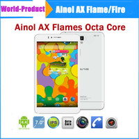 Octa Core ainol flame tablet - 7inch Ainol AX Flame Fire Tablet PC MTK6592 Octa Core Android G Phablet GB GB Bluetooth GPS Dual SIM