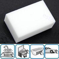 Wholesale Magic Sponge Cleaner Eraser Melamine Cleaner Multi functional Sponge for Cleaning x62x20mm Grey