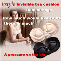 air bra - Miss Bobo buoyancy invisible bra underwear lingerie bra small chest ultra breathable air