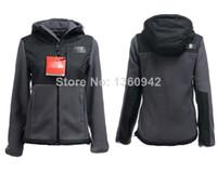 Wholesale Women s Fleece Pink Ribbon Jacket Female Outdoor Sports Winter Down Hooded Coats Women Down Ski Coat Black