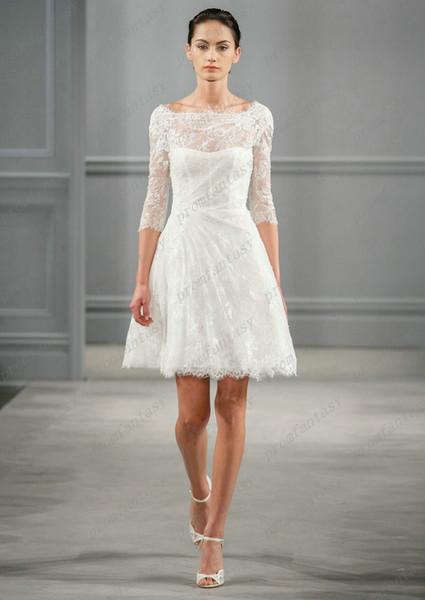 Короткие / мини холтер шеи линии платья возвращения на родину 2015 знаменитости белый кристалл формальные платья