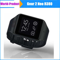 Wholesale Gear Neo R380 Smart Watch Phone BT Partner MP Camera MB GB Inch Touchscreen Smart Wristwatch for S5 Note3