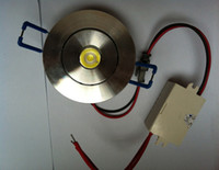 Wholesale 9W Watt Dimmable Non COB LED Downlights Fixture Recessed Lamps Transformer V Cabinet Ceiling Down Lights