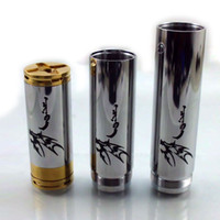Hot Sale !!! God Wolf mod mechanical mod E Cigarette mods St...