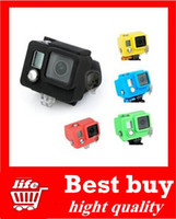 Wholesale New Brand Soft Silicone Protective Case Cover Skin for Gopro HERO Plus P hight quality