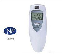 Wholesale Cheap universal Portable mini alcohol tester measuring concentration detector white