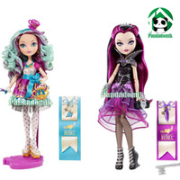 Unisex hatter - New Original Genuine the Ever After High Dolls Madeline Hatter Original Monster High Toys