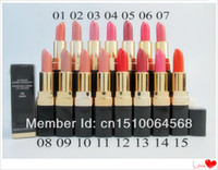 10pcs best brand different cosmetics - MN high quality makeup cosmetics color lipstick best selling brand Red lipstick different colors