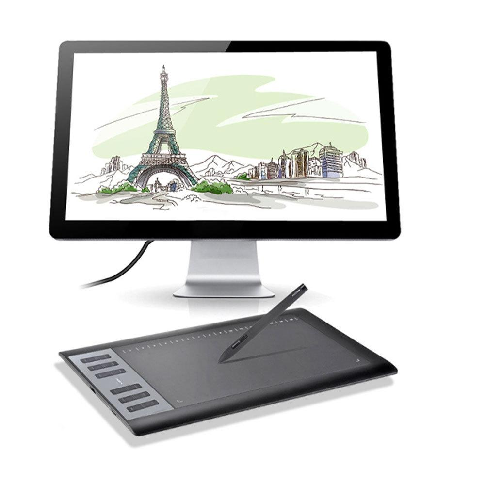 2017 Hot Sale     Huion 1060 Pro  Digital Graphic Tablets
