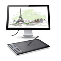 Wholesale Newest HUION Pro Digital Graphic Tablets Drawing Tablet Board Pad Panel With Pen USB