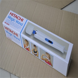 Wholesale 2014 Hitachi Magic Wand Massager AV Vibrator Massager Personal Full Body Massager HV R V ship free