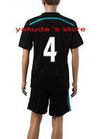 online store - Wholesales Third Away Fabregas Black Soccer Jerseys With Short Football Jerseys Soccer Sets Uniforms Online Sale Store