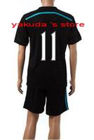 wholesale china jersey - Wholesales Third Away OSCAR Black Soccer Jerseys With Short Football Jerseys Soccer Sets Uniforms Cheap Soccer Jerseys From China