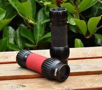 Wholesale Portable HD Monocular Telescopes M M distance best waterproof antifog Hunting Telescopes Powerful Outdoor Gadgets mm eyepiece