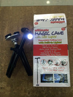 Crutch   NEW Trusty Cane The Standing Folding Lighted Walking CaneNEW Trusty Cane - The Standing Folding Lighted Walking Cane high quality