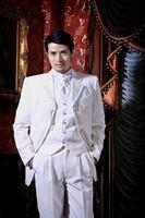 Wholesale White Fashion Suit Boy Suit Boy Suits Men Suits Boy Suits Party Suit Men Suit Prom Suit