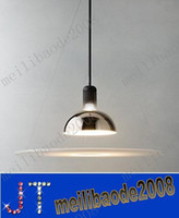 Modern aluminium kitchen designs - Flos frisbi pendant lamp Acryl Aluminium suspension lighting chandelier designed by Achille Castiglioni Dia cm H73cm MYY1990