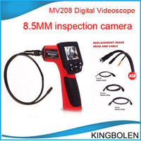 Wholesale Original Autel Maxivideo MV208 Digital Videoscope MM inspection camera MV Multipurpose Videoscope DHL