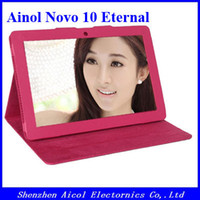 Wholesale 1pcs New arrival inch Original Cheese Case for Ainol NOVO Eternal Tablet pc Screen Protector as gift
