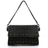 Boston Bags Women Plain Hotsale New Lady Girl bags handbags women Skull Clutch Heads Envelope designer Handbag Single Shoulder Satchel
