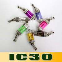DHL free !!! IC30 Atomizer 3ml capacity 360 degree Rotatable...
