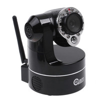 Wholesale Wireless IP Camera WiFi IR Nightvision P T Audio Camera Security Surveillance S86 Not Foscam Support P2P