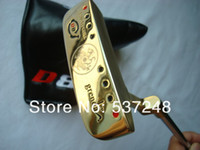 Wholesale New golf putter Grenda D8 putter quot inch with steel shaft free headcover