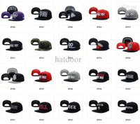 Ball Cap Red Man Wholesale - CARTOON caps Snapback hat snap backs snapbacks hats adjustable sports fashion accessory caps 02