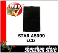 Wholesale MN a8000 New Display LCD Screen Replacement for STAR A8000 dual sim cell phone