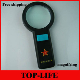 Wholesale Green Lamp eighty one photoelectric magnifying glass