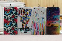 Wholesale For iphone s s c case samsung galaxy S3 S4 S5 note covers iphone4s iphone5 Apple i phone cases Graffiti Cartoon Monogram Colorful