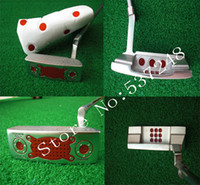 Wholesale New SQUARE BACK LIMITED golf putter with steel shaft quot inch golf clubs