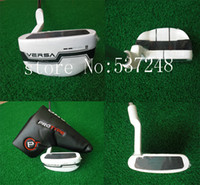 Wholesale Left Handed VERSA golf putter quot quot inch with steel shaft golf clubs putter