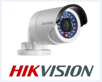 Wholesale Hikvision camera gun waterproof security network cctv ip bullet camera DS CD2032 I MP IR ip camera mini support POE