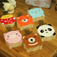 Wholesale NEW Animal message clip notice clip Bookmark Bookmarks Book marks Who