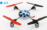 Wholesale WL V929 Big Ladybird RTF rotor Beetle Quadcopter With Transmitter GHz CH with three axis gyro up down forward backward
