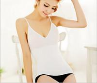 Wholesale Women s Body Slimming Camisole Shaper Underwear Shapewear Vest colors