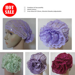 Wholesale Muslim Islamic Arabian lace inner cap